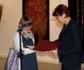 Nagroda Prezydenta Miasta Gdańska, tkanina unikatowa
