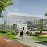 PPNT, nowe budynki, wizualizacja