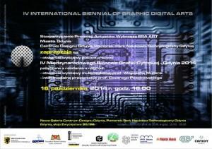 zaproszenie na wernisaż/invitation for post-competition exhibitions vernisage